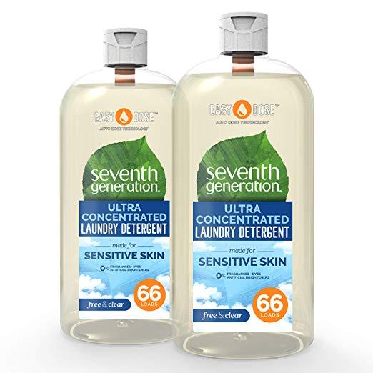 Seventh Generation Laundry Detergent,