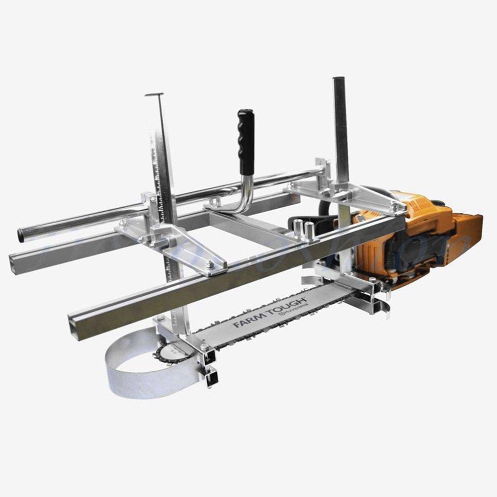 "Carmyra Portable Chainsaw mill 36"" Inch Planking Milling Bar"
