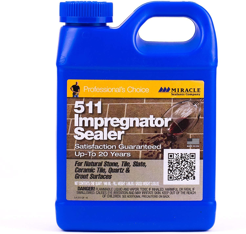 Miracle Sealants 511QT6 511 Impregnator Penetrating Sealers