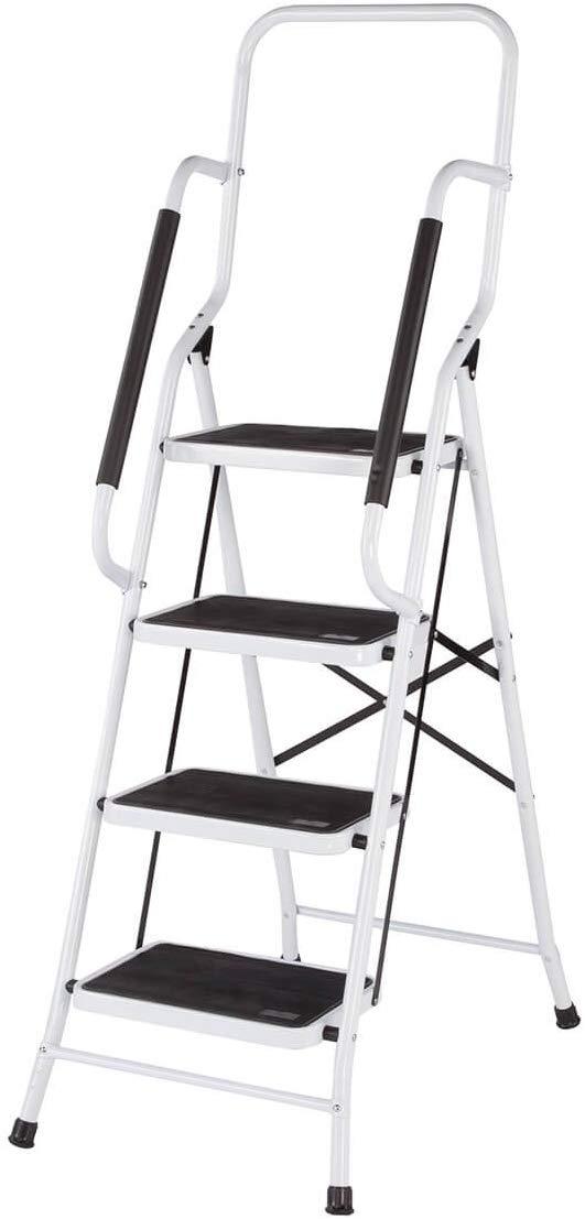 Cosco Three Step 5' Lite Solutions Folding Step Ladder