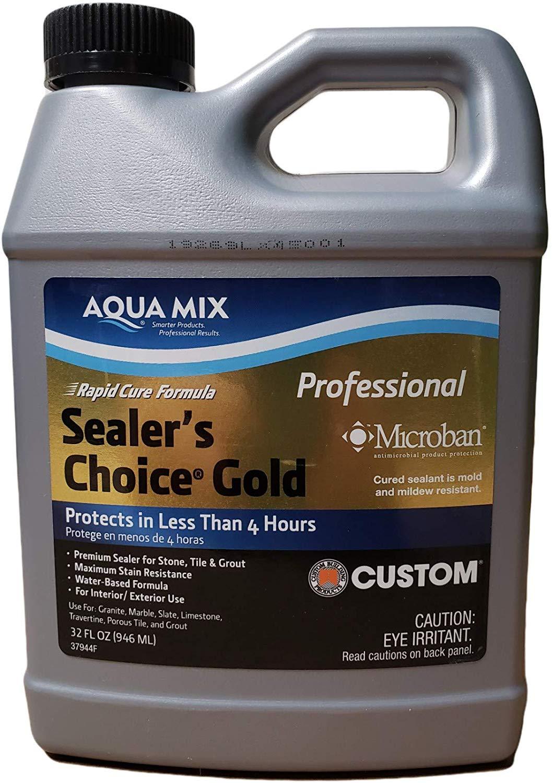 Aqua Mix Sealer's Choice Gold Quart