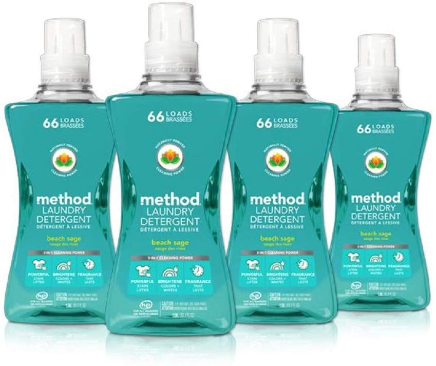 Method Concentrated Laundry Detergent