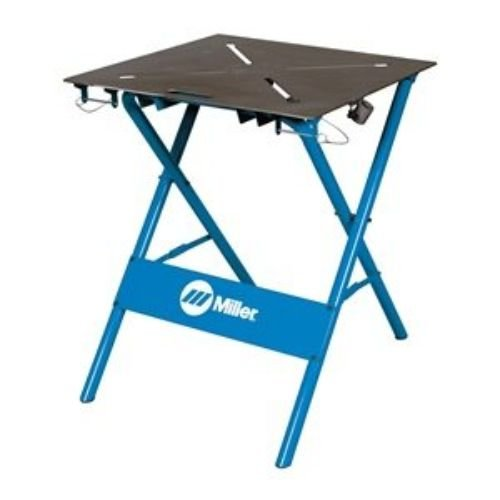 Miller Electric, 300837, Arcstation Workbench, Work Surface 29X29: