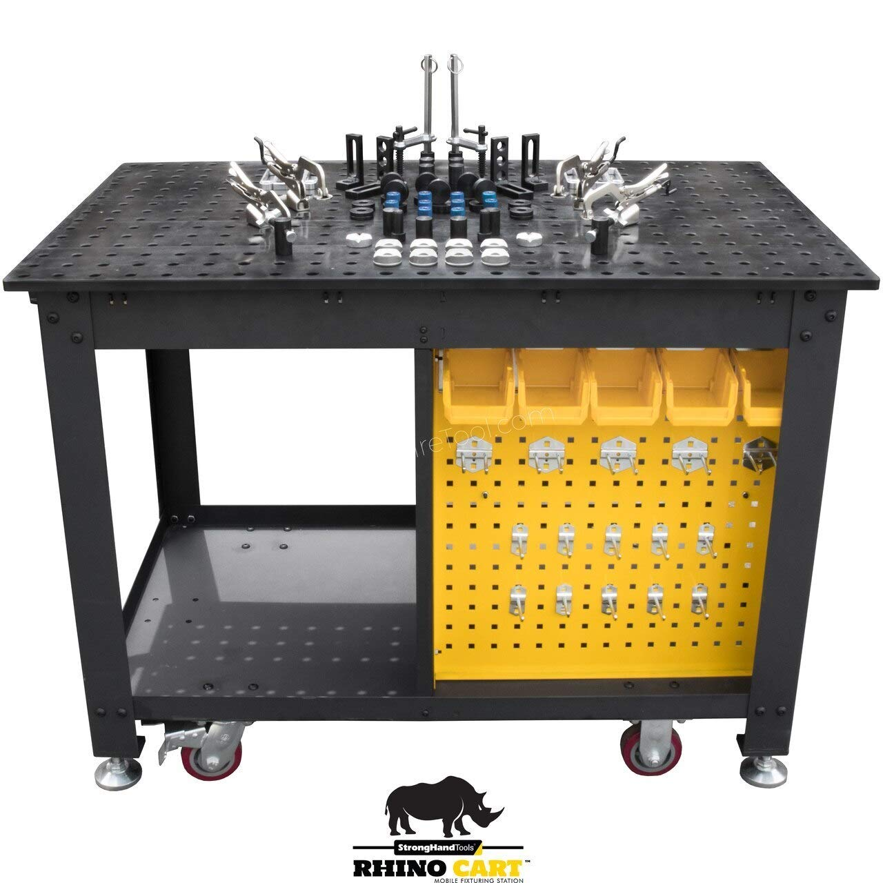 Rhino Cart (Table + 66 pc. Fixture Kit):