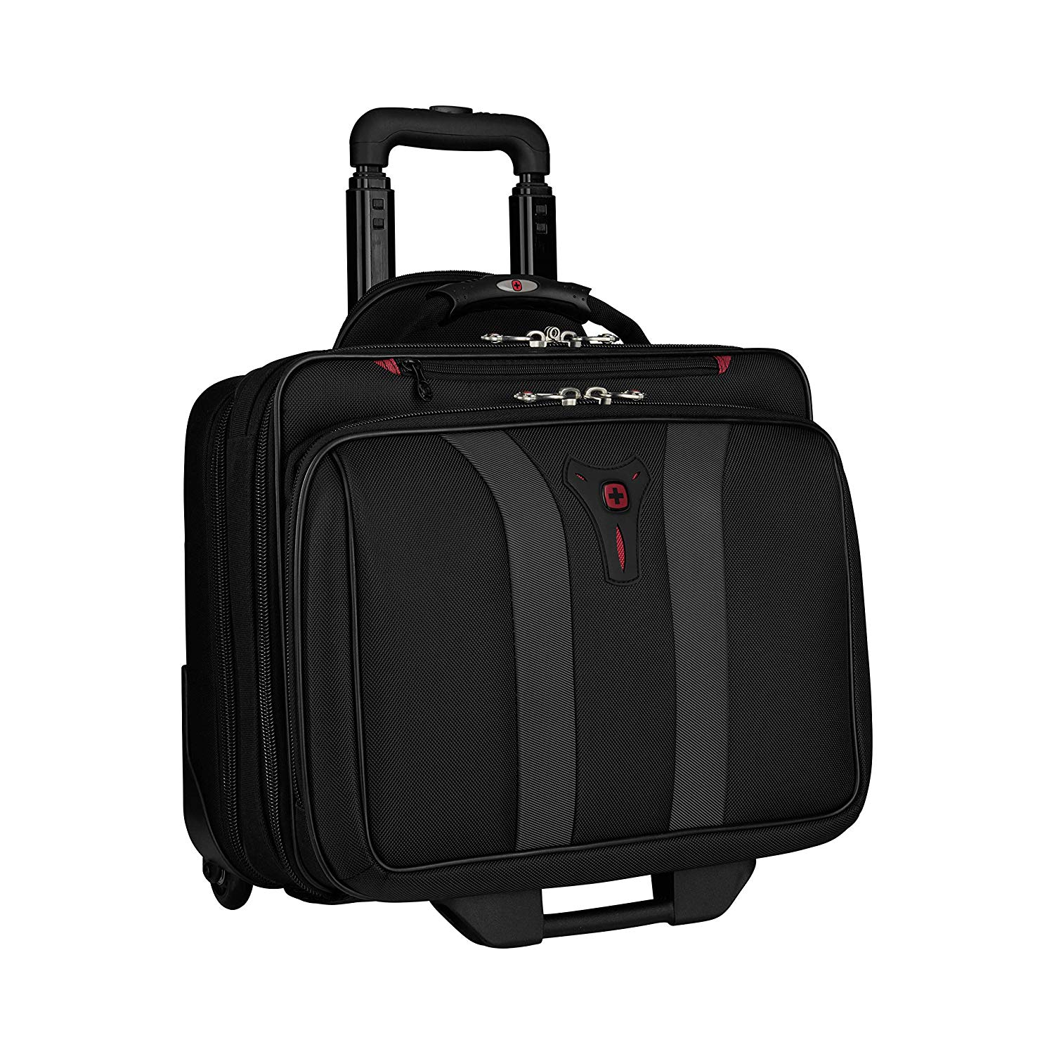 Swissgear Granada Rolling Case Nylon for Upto 17-inch Notebooks