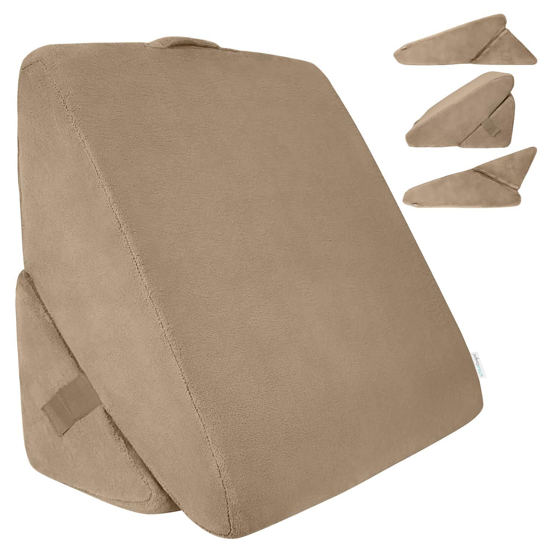 Bed Wedge, FitPlus Premium Wedge Pillow