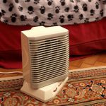 best space heater for three season room